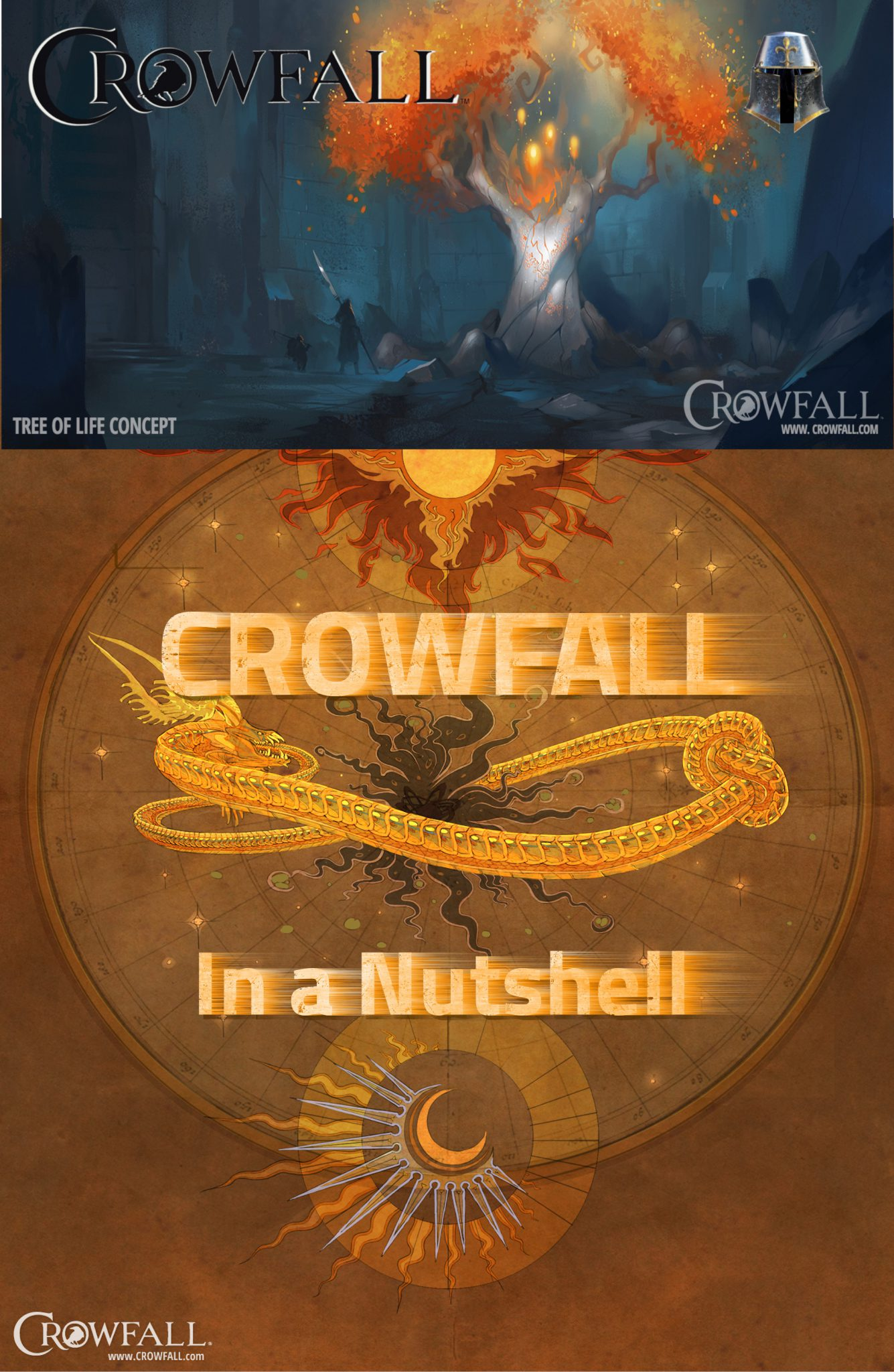 Crowfall in a Nutshell